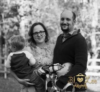 VT Photography : Family Portrait